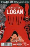Death Of Wolverine Life After Logan #1 Cover A Regular Javier Pulido Cover
