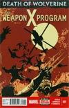 Death Of Wolverine Weapon X Program