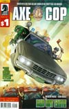 1 For $1 Axe Cop Bad Guy Earth #1