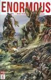 Enormous #6 Cover A Mehdi Cheggour