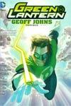 Green Lantern By Geoff Johns Omnibus Vol 1 HC