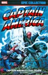 Captain America Epic Collection Vol 1 Captain America Lives Again TP