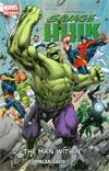 Savage Hulk Vol 1 Man Within TP