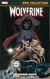 Wolverine Epic Collection Vol 1 Madripoor Nights TP