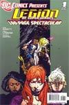 DC Comics Presents Legion Of Super-Heroes Damned #1 Recall Version