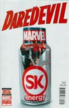 Daredevil Vol 4 #8 Cover B Incentive Custom SK Energy Variant Cover