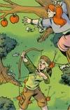 Lumberjanes #6 Cover B Incentive Kel McDonald Virgin Variant Cover