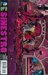 Sinestro #8 Cover B Variant Darwyn Cooke Cover (Godhead Act 3 Part 5)