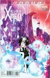All-New X-Men Annual #1 Cover B Variant Dustin Nguyen Cover (Secret Life Of Eva Bell Part 2)