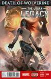 Death Of Wolverine Logan Legacy #6 Cover A Regular Alex Garner Cover