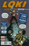 Loki Agent Of Asgard #9 (AXIS Tie-In)