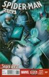 Spider-Man 2099 Vol 2 #7 (Spider-Verse Tie-In)