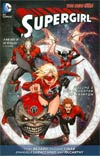 Supergirl (New 52) Vol 5 Red Daughter Of Krypton TP
