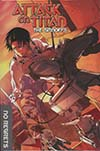 Attack On Titan The Spinoffs Collection Box Set