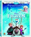 Disneys Frozen Blu-ray Combo DVD