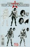Bucky Barnes Winter Soldier