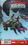 All-New Captain America #3 Cover A Regular Stuart Immonen Cover