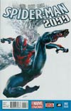 Spider-Man 2099 Vol 2 #2 Cover C 2nd Ptg Alexander Lozano Variant Cover