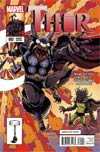 Thor Vol 4 #2 Cover B Variant Rocket Raccoon & Groot Cover