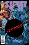 Secret Six Vol 4 #3 Cover A Regular Dale Eaglesham Cover