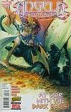 Angela Asgards Assassin #3 Cover A Regular Stephanie Hans Cover