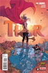 Thor Vol 4 #5 Cover A Regular Russell Dauterman Cover