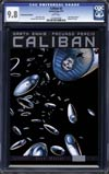 Caliban #2 Cover F Platinum CGC Numbered Edition
