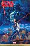 Star Wars Original Marvel Years Omnibus Vol 2 HC Direct Market Greg Hildebrandt Cover