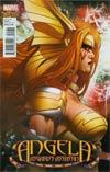 Angela Asgards Assassin #1 Cover C Incentive Phil Jimenez Variant Cover