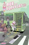 Bee And Puppycat #6 Cover B Regular Natalie Nourigat Cover