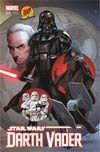 Darth Vader #1 Cover D DF Exclusive Greg Land Connecting Color Variant Cover (Part 2 of 3)