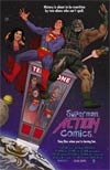 Action Comics Vol 2 #40 Cover B Variant Bill & Teds Excellent Adventure WB Movie Poster Cover