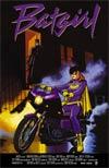 Batgirl Vol 4 #40 Cover B Variant Purple Rain WB Movie Poster Cover