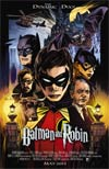 Batman And Robin Vol 2 #40 Cover B Variant Harry Potter And The Sorcerers Stone WB Movie Poster Cover