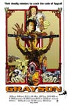 Grayson #8 Cover B Variant Enter The Dragon WB Movie Poster Cover
