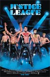 Justice League Vol 2 #40 Cover B Variant Magic Mike WB Movie Poster Cover