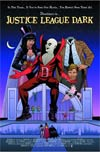 Justice League Dark #40 Cover B Variant Beetlejuice WB Movie Poster Cover