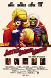 Justice League United #10 Cover B Variant Mars Attacks WB Movie Poster Cover