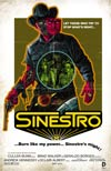 Sinestro #11 Cover B Variant Westworld WB Movie Poster Cover