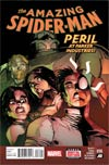 Amazing Spider-Man Vol 3 #16 Cover A Regular Humberto Ramos Cover