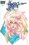 Jem And The Holograms #1 Cover F Variant Sarah Richards Subscription Cover