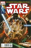 Star Wars Vol 4 #1 Cover R Incentive Alex Ross Color Variant Cover