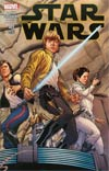 Star Wars Vol 4 #1 Cover S Incentive Joe Quesada Color Variant Cover