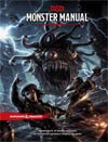 Dungeons & Dragons Monster Manual Core Rulebook HC
