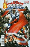All-New Captain America #3 Cover D Incentive Neal Adams Variant Cover