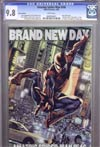 Amazing Spider-Man Vol 2 #546 Incentive Bryan Hitch Variant Cover CGC 9.8