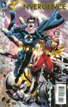Convergence #3 Cover B Variant Tony S Daniel Cover
