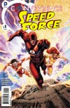 Convergence Speed Force #1 Cover A Regular Brett Booth Cover
