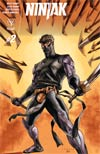 Ninjak Vol 3 #2 Cover A 1st Ptg Lewis LaRosa Cover