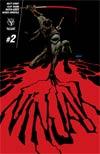 Ninjak Vol 3 #2 Cover B Variant Dave Johnson Cover